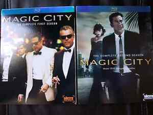 Magic City Season 1&2 on Blu-Ray