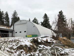 50'x60' quonset for Rent