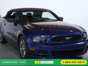 2014 Ford Mustang V6 PREMIUM CONVERTIBLE AUTO MAGS