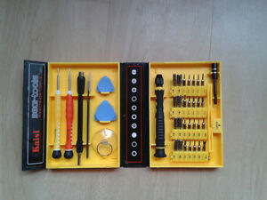Kaisi-38-in-1-Precision-Screwdriver(Cell/PC/Tablet) Repair Kit