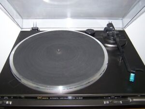 TECHNICS DC SERVO AUTOMATIC TURNTABLE SYSTEM SL-BD20