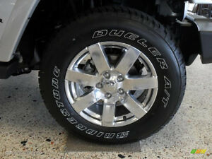 2016 Jeep Wrangler Rims and Tires (New Take Offs)