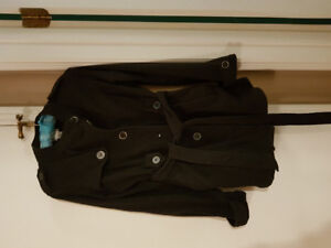 Women's maternity fall/spring jacket size medium