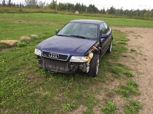 B5 Audi A4 parting out.