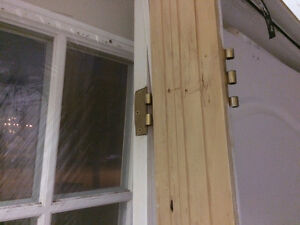 "34"" Interior door and frame St. John's Newfoundland image 3"