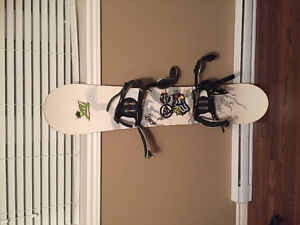 Fox race special edition snow board $150