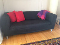 IKEA Klippan Couch with cover