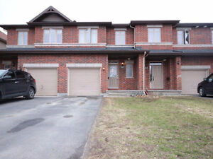 3 Bedroom Townhouse for Rent in Kanata North