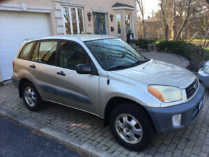 2001 Toyota Rav 4 for sale