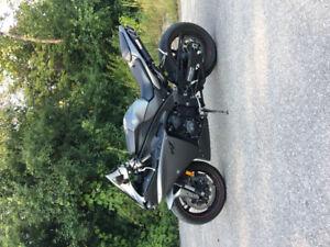 2013 Yamaha R1 toce