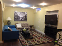 ully Furnished Vacation Rental 2 Bedroom 1 bathroom, P/W $700
