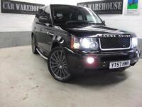 2007 Land Rover RANGE ROVER SPORT TDV8 SPORT HSE Automatic Estate