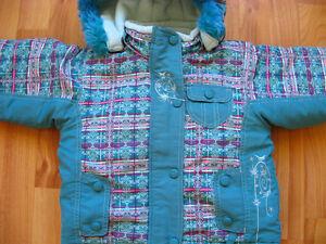 Manteau hiver pour fille 24 mois de Entre amis + pantalon rose Saint-Hyacinthe Québec image 1