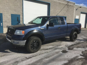 2005 Ford F150 XLT 4x4 extra propre