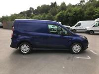 Ford Transit Connect 1.5 Tdci 100Ps TREND EURO 5 DIESEL MANUAL BLUE (2016)