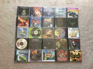 Lot of 25 Vintage PC Games Starcraft Pitfall Quake and more