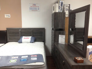 Brand new 7 piece complete bedroom set $1098 FREE DELIVERY+SETUP Regina Regina Area image 3
