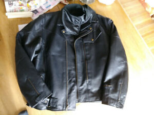 XL Leather Jacket