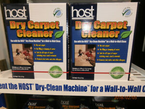 CARPET DRY CLEAN SYSTEM (This stuff works)