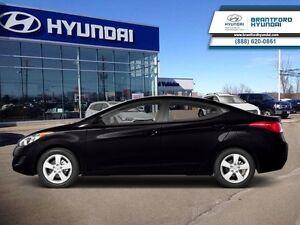2013 Hyundai Elantra ONE-OWNER | GLS | SUNROOF | ALLOYS