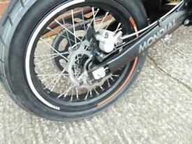 MONDIAL SMT125 SM MOTORCYCLE