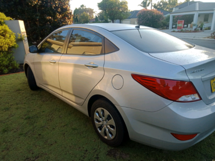 2017 Hyundai Accent Sedan (25,285kms) Maddington Gosnells Area Preview