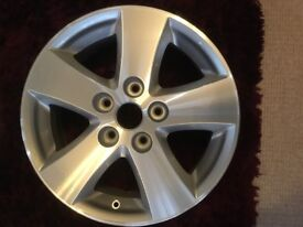 17 inch Refurbished 6.5J x 17 PCD 5x127 Alloy Wheels x 4