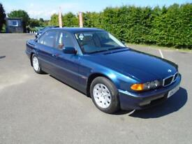 BMW 7 SERIES 728I * 1-Owner, 73,166 Miles * 1999 Petrol Automatic in Blue