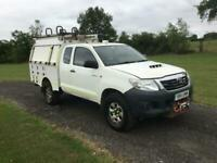 2014 Toyota Hilux Active Extra Cab Pick Up 2.5 D-4D 4WD 144 PICK UP Diesel Manua
