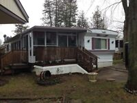 Mobile home for sale needs to go ASAP!! Excellent first home