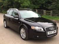 Audi A4 avant 2.0 170bhp fully loaded 1 owner +leather+satnav finance availble