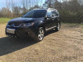 BLACK 2008 Mitsubishi Outlander SORRY NOW SOLD BUT WE HAVE ANOTHER!!