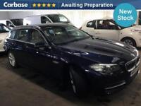 2014 BMW 5 SERIES 520d [190] SE 5dr Step Auto Touring
