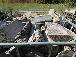 CLEAN, SPLIT FIREWOOD - $65.00 PER FACE CORD London Ontario image 3