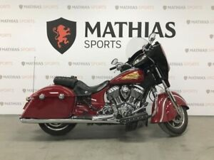 2014 Indian indian chieftain