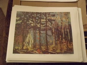 Numbered prints of the Group of Seven Peterborough Peterborough Area image 5