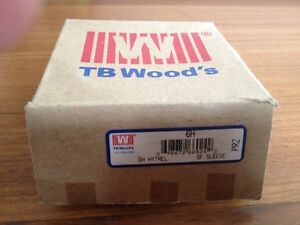TB Wood's Sure-Flex industry couplings for Motors, Pumps, Compre