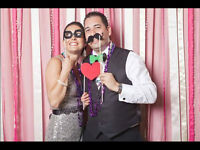 Professionally Built Photo Booth For Rent