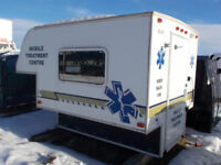Used Long  Box Travelaire Medic Unit Red Deer Alberta Preview