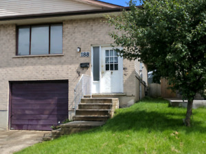 Avail Oct 1, Spacious Raised Bungalow