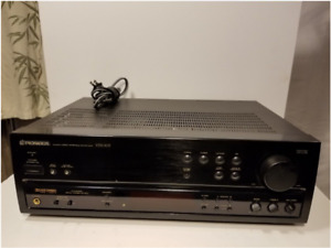 Pioneer 5-Channel 60 Watt/Ch Receiver, 5-Speakers/Sub Woofer