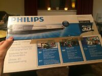 Philips Blue-ray 3D/DVD Player