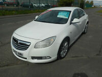 VAUXHALL INSIGNIA 2.0 EXCLUSIV 5 DOOR DIESEL MANUAL