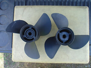 MICHIGAN WHEEL BOAT PROPELLOR'S