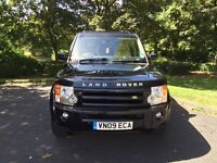 Land Rover discovery 3 tdv6 2.7 hse
