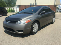 HONDA CIVIC 2007, COUPE, 5 VITESSES