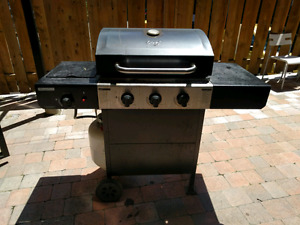 MasterChef BBQ (with tank and cover)