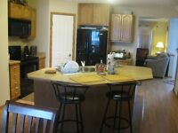 Fully Furnished 03 beds house in Evergreen SW Calgary March 1st