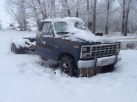 1980 Ford F-350 Cab and Chassis