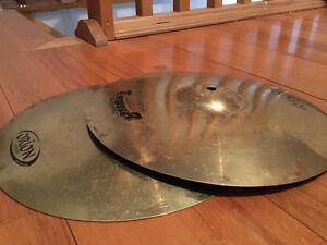 Cymbale hi hat